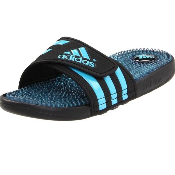 76bcad1c070ef4 adidas Shoes - adidas adissage fade slides